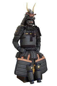 Buy Tokugawa Daku Akuma Japanese Samurai Armor at Wish - Shopping Made Fun Samurai Weapons, Samurai Helmet, Samurai Armor, Arm Armor, Bruce Lee, Samurai Clothing, Lamellar Armor, Martial, Battle Dress
