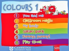 """Colours de Editorial SM y Cambridge University Press Phonics Song, Alphabet Phonics, Phonics Worksheets, Interactive Activities, Book Activities, Alphabet Song Video, Build Your Wild Self, Weather Song, Seasons Song"