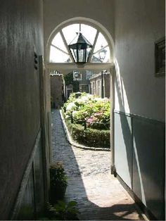 Luthers hofje in Zutphen