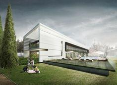 Sports Center in the Krasnodar Region