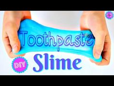 How To Make Slime With Body Wash, Shampoo and Salt! Slime To Make without glue, borax, cornstarch! - YouTube