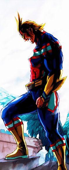 All Might - Boku No Hero Academia #GG #anime