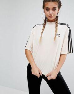 watch d8eff df236 adidas Originals TREFOIL TEE - T-shirt con stampa - ash ...