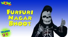 A lot of houses are being robbed in Furfurinagar at night. Chingam is unable to catch the thief. He comes with an idea to dress up as a ghost along with his two hawaldaars and scare everyone including the thieves of Furfurinagar. Motu Patlu and friends also set out to catch the thief. Will all they succeed in catching the thief?  Watch Furfuri Nagar Bhoot - Motu Patlu in Telugu  https://youtu.be/rdJWZX2Z9fI