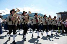 Gauder Fest 2013 - Trachtenumzug #Austria #Österreich #Tracht #Trachten #Dirndl Traditionsverbände aus Österreich, Bayern und Südtirol marschierten beim Trachtenumzug anlässlich des Gauder Festes 2013 mit.