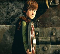 See you tomorrow - How to train your dragon - Hiccup