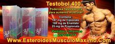 Testobol 400 mg x 10 ml - Precio ( $700 Pesos ) Dragon Pharma