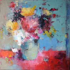 Image result for Robert Burridge video for floral still life