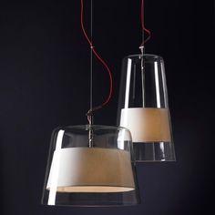 Suspension Duo design Emmanuel Gallina, Am.Pm