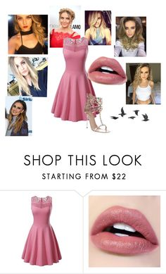"""""""perrie  edwards"""" by li-directioner ❤ liked on Polyvore featuring Giuseppe Zanotti and Jayson Home"""