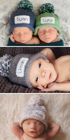 OMG the cutest little baby winter hat! #affiliate #baby
