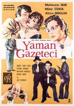 Yaman Gazeteci 1961