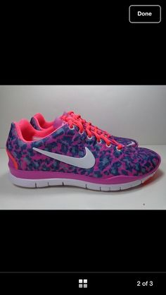 A colorful animal print nike shoes 80756ad281f