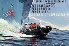 So it soon Begins, Operation Zero Tolerance.