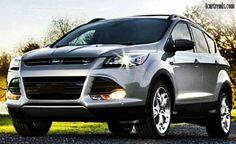 2018 Ford Escape Hybrid, Interior, Release Date