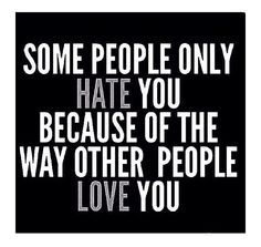 People Hating Me Quotes By Zola Eichmann Jealousy Quotes Quotes About Haters Jelousy Quote