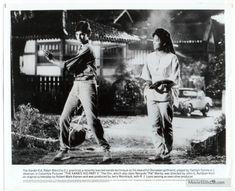 The Karate Kid, Part II - Publicity still of Ralph Macchio & Tamlyn Tomita Daniel Karate Kid, Karate Kid Movie, Karate Kid Cobra Kai, Cobra Kai Dojo, Kids Part, Michael J Fox, Ralph Macchio, 80s Movies, Kids Icon