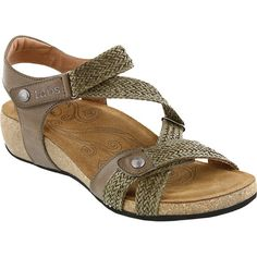 f785606f17521a A truly scrumptious leather sandal made in Spain. Trulie comes in the  colors of the