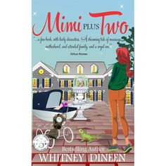 Mimi Finnegan is back and funnier than ever!  Mimi has it all. She's marrying the love of her life, about to have his baby and is moving ...