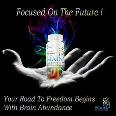 ATTENTION!!! IMPORTANT!!! Brain Abundance is currently in Pre-Launch The most POWERFUL Product meets the FIRST and ONLY Accelerated Binary Compensation Plan in the Industry! To learn more about the most COMPLETE Brain Supplement on the PLANET! To learn how to earn an extra $1,500 next month with our awesome compensation plan! CLICK HERE http://olgarich.BrainAbundance.biz HURRY UP!!!