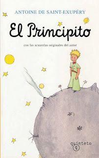 El principito. Mi libro favorito. Altamente recomendado para todos los chicos del mundo.