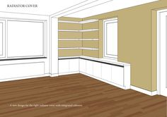 New corner design
