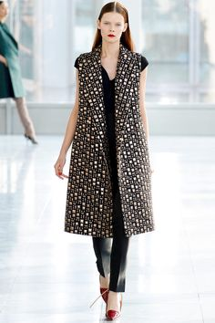 look 28 - Antonio Berardi Fall 2013 Ready-to-Wear Collection Slideshow on Style.com