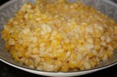 I love corn. It is one of my favorite side dishes, but I like corn dishes that are a little different. The first time I had this corn dish I loved it. It was a bit unusual, but very good. A friend of mine had brought it to a church dinner and I knew I had to have the recipe. When she told me how […]