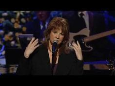 """▶ Vince Gill and Patty Loveless - """"Go Rest High On That Mountain"""" at George Jones' Funeral - YouTube"""
