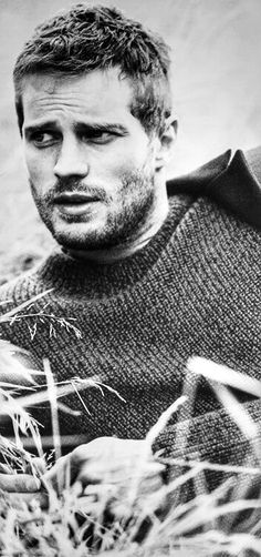 Mr. Dornan, you are gorgeous.