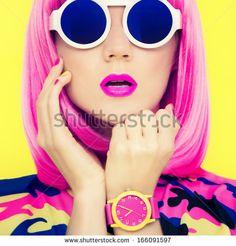 Summer Girl Nails Stock Fényképek, képek és rajzok | Shutterstock