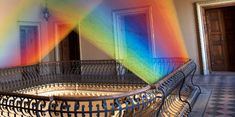 Thread Rainbows