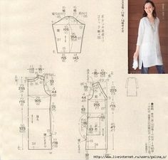 Sewing Stitches For Beginners Shirt Patterns For Women, Baby Dress Patterns, Dress Making Patterns, Coat Patterns, Blouse Patterns, Clothing Patterns, Sewing Patterns, Pants Pattern, Top Pattern