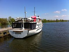 Maid of Antrim Cruiser - Lough NeaghGreat Grandpa was a fisherman orginial from France.  So the story goes