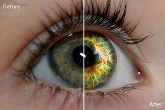 Create Fantasy Eyes with Topaz Glow « Topaz Labs Blog