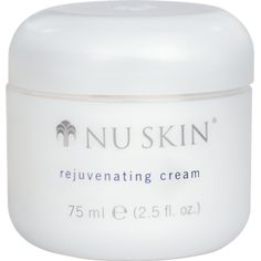 Rejuvenating Cream from NuSkin. Found this in my mum's medicine cabinet and fell accidentally in love with it--it may be too heavy for summer/more humid climates, but it's so good for dry, dull desert-winter skin.ukw8741271 www.nuskin.com (uk)