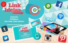 R&R Intro Design: Redes Sociais  - Link Ideias