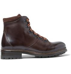 O'Keeffe Austin Leather Boots | MR PORTER
