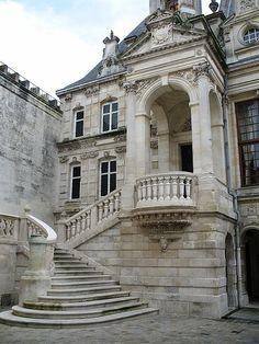 Hôtel de Ville - La Rochelle (Charente-Maritime) France
