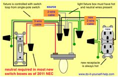wiring diagram for multiple light fixtures make it with pallets in rh pinterest com wiring diagram for light fixture and switch wiring diagram for light fixture/and switch