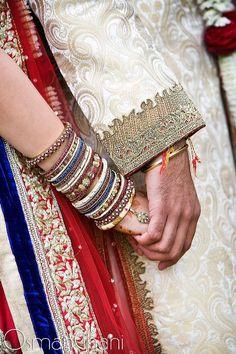 Dulhan Bride Indian Pakistani Desi Wedding Bangles Henna Mehndi Dulha Groom
