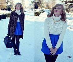 Zara Coat, Mango Sweater, Benvenuti Boots, Andreea Design Skit, Bershka Bag
