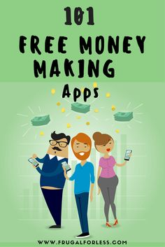 101 Free Money Making Apps To Earn Cash Today (Updated - Financial Tips Earn Money Online Fast, Make Money Fast, Make Money From Home, Make Money Writing, Make Money Blogging, Money Tips, Earning Money, Online Income, Online Jobs