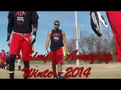 4c31934ca1d  Simply Amazing  5-Man Flag Football Winter 2014 - Games 1 and 2