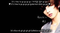 U-Kiss Time To Go [Eng Sub + Romanization + Hangul] HD