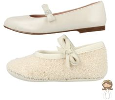 Zapatos de Landos para ocasiones especiales comuniones, bodas  y bautizos.