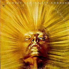 sun goddess album | Saturday Night Music, March 6, 2010: Ramsey Lewis with Earth, Wind ...