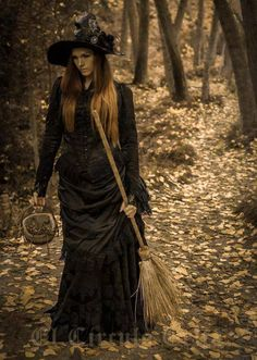 THE WITCH'S BROOM (written by The Oogie Boogie Witch March 2014) Some see just a broom, But I am more Than just to sweep hearth, sill and floor… A witch's besom is what I be Ever mindful of the rule of three As you give out comes back to thee So keep...