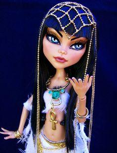 Monster High custom doll