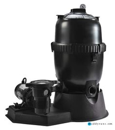 Lacron sand filter filtro horizontal desalaci n pinterest - Pool filter reinigen ...